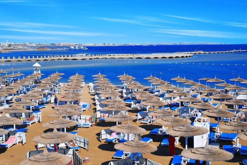 Familienurlaub Im 5 Dana Beach Resort In Agypten