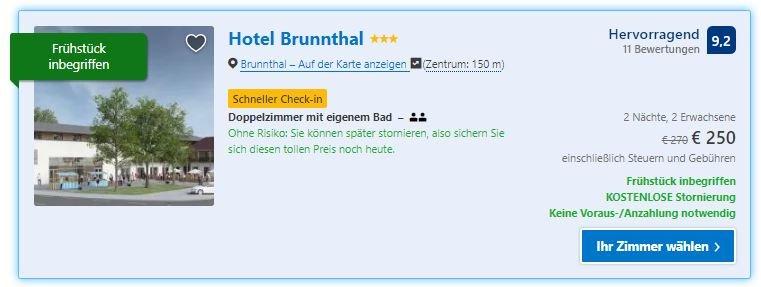 Hotel Brunnthal