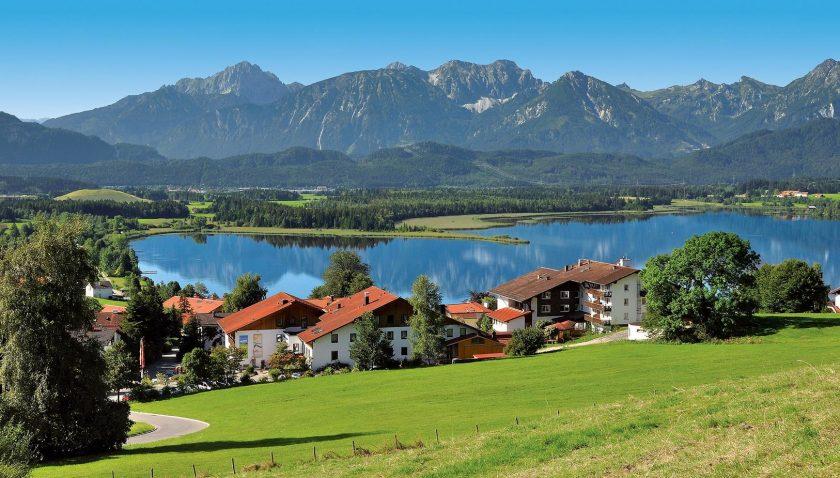 Klimaneutraler Urlaub im 4* Biohotel Eggensberger im Allgäu