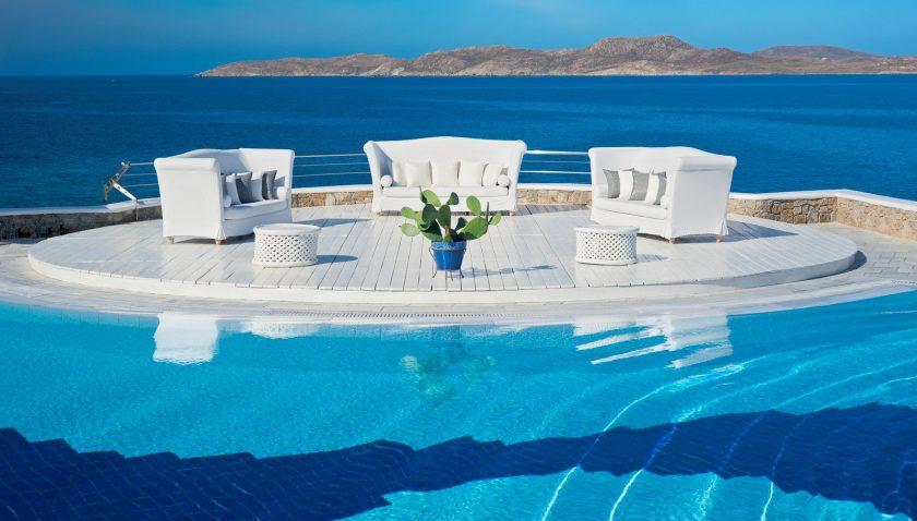 Inselurlaub Im 5 Mykonos Grand Hotel Resort Auf Der Insel Mykonos